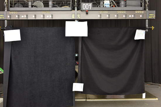 四種型號幕布通過漢秀劇場苛刻測試 完美視覺感受邁出第一步