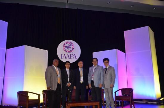 萬達出席IAAPA首屆亞洲論壇 介紹萬達主題公園新項目
