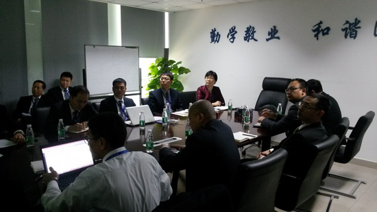 萬達集團評審商業規劃院三項安全技術標準 將適用于全集團