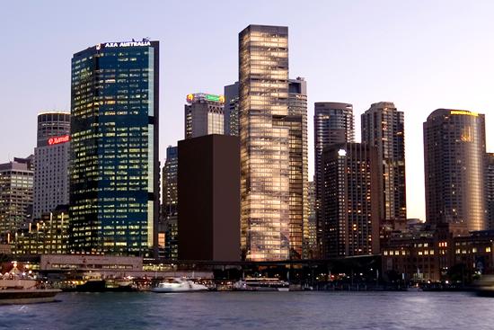 悉尼One概念设计方案获批通过 创悉尼地产开发审批新纪录