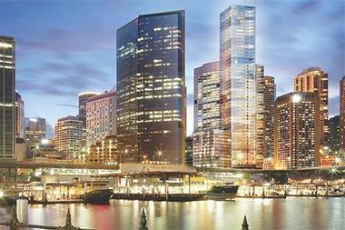 Wanda Hotel Project in Sydney
