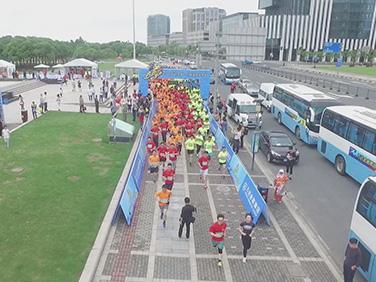 万达举行第二季跑步嘉年华活动