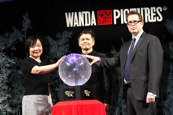 万达亮相上海电影节并公布2016最新片单