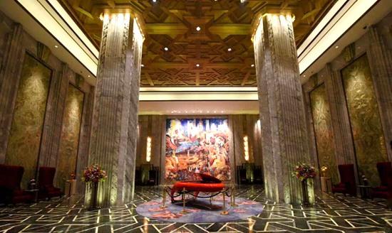上海万达瑞华酒店在百年外滩盛大开业
