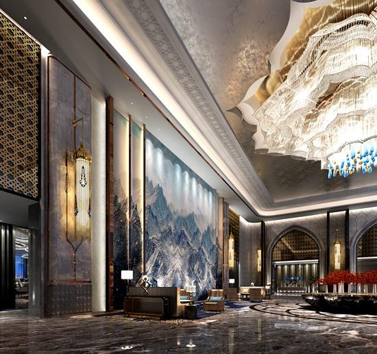 乌鲁木齐万达文华酒店进入开业试营业阶段