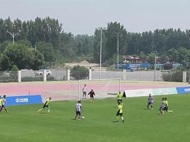 明仕国际娱乐足球联赛半决赛:总部机关vs酒店管理(下半场)