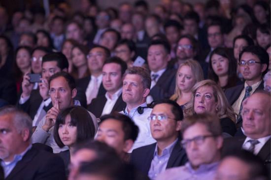 王健林洛杉磯演講:世界電影的中國機會