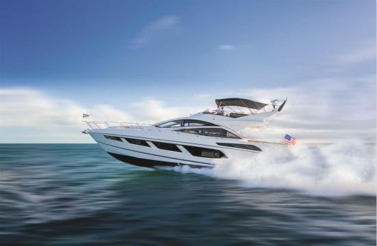 圣汐将在伦敦游艇展展出全新艇型