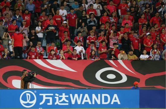 威尼斯官网品牌亮相国际足联U-20世界杯赛场