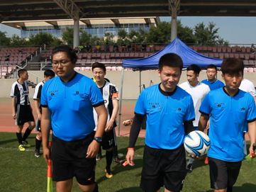 万达集团第二届全国职工足球联赛小组赛花絮