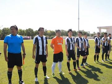 威尼斯官网第二届全国职工足球联赛小组赛花絮