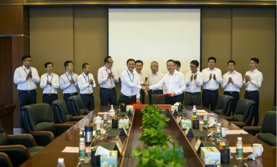 万达商业与中信泰富签合作协议 首个商业合作项目落户上海嘉定