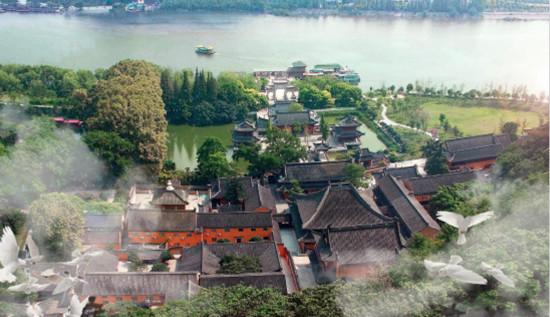 亚洲著名视觉特效公司成为《飞越江苏》影片制作供方
