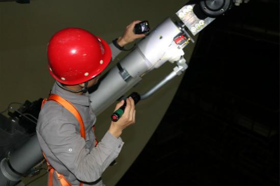 万达乐园引入新技术促进游乐设备维保管理水平提升