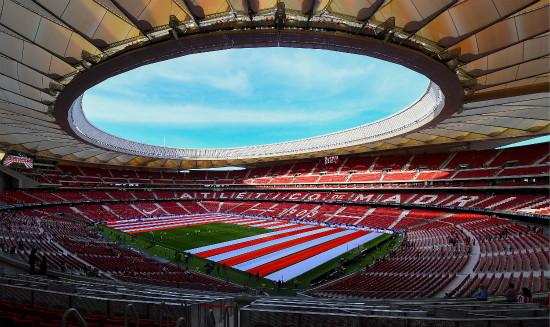马德里万达大都会球场确定承办2019年欧冠决赛