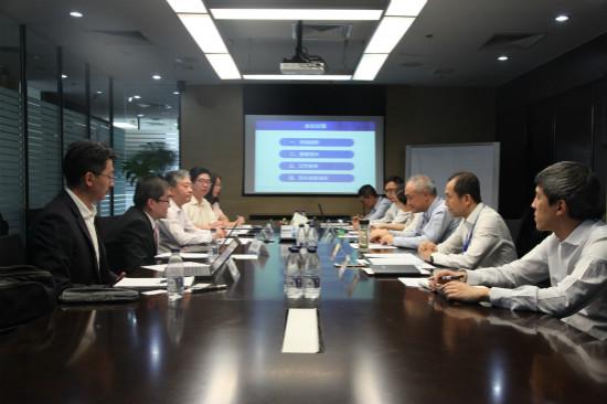 文旅集团与顶级战略管理公司专家开展产业规划研讨