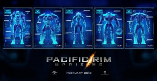 《环太平洋2》预告片获外媒盛赞