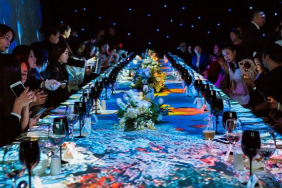 长沙万达文华酒店举办五周年庆典