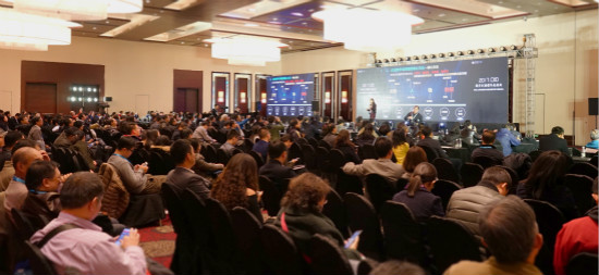 新莆京手机版获国际数字化转型综合领军者大奖