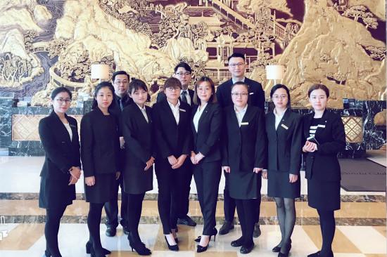 泰州万达嘉华酒店举办销售谈判系列培训