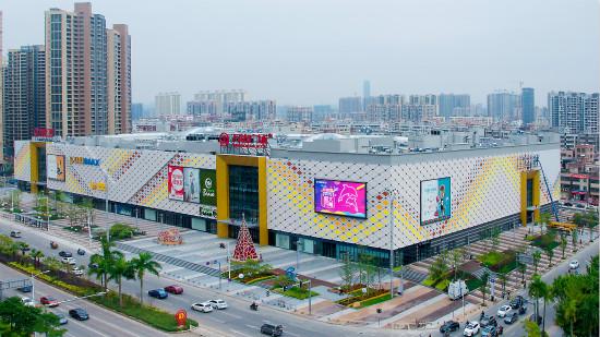 惠州大亚湾万达广场开业