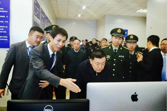赤峰市副市长考察赤峰万达广场