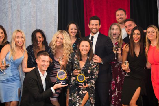 Hoyts获澳洲媒体行业Media I Awards大奖