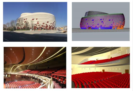青岛东方影都大剧院完成规划验收