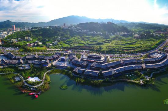丹寨万达旅游小镇获评国家4A级旅游景区