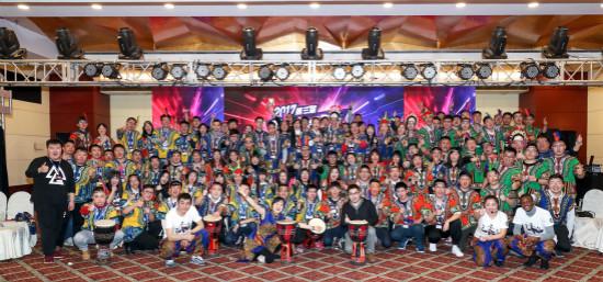 第三届万达电影粉丝盛典在京启幕