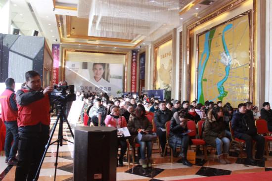 齐齐哈尔万达嘉华酒店举办大型专场招聘会