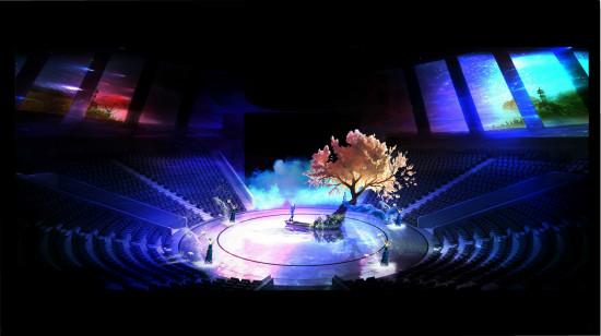 无锡秀剧场设备方案设计工作完成