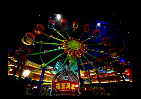 文旅院对青岛万达主题乐园进行开业前检查