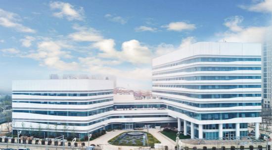 青岛东方影都国际医院获二星级绿色建筑设计标识