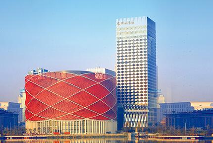 武汉中央文化区