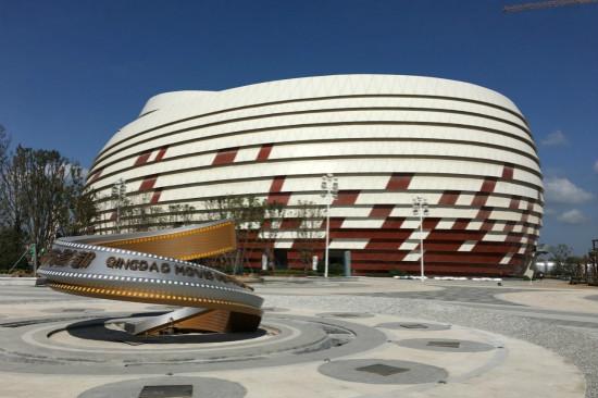 青岛东方影都大剧院获得美国LEED绿色建筑银级认证