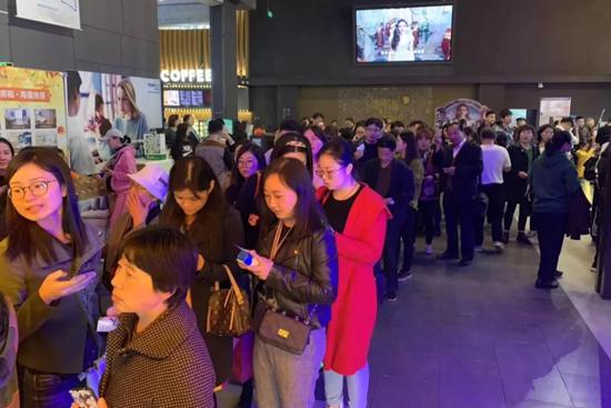 南京万达影城举办艺术电影公益观影活动