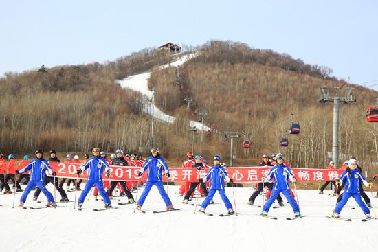 长白山国际度假区滑雪场2018-19雪季火热开板