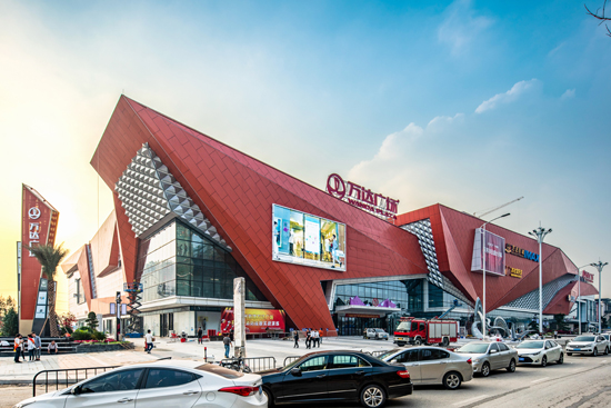 广州新塘万达广场开业