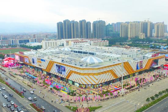 广西贵港万达广场开业
