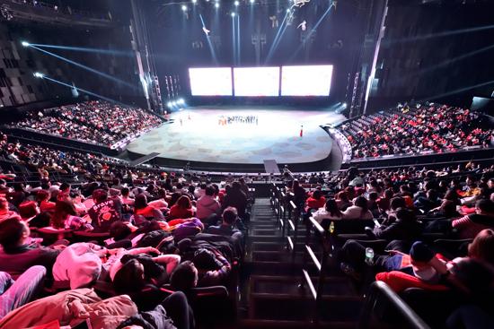 汉秀剧场成华中知名企业最青睐年会举办地