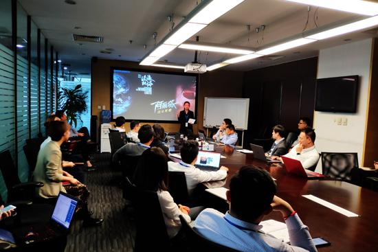 万达文旅规划院举行经典科幻电影创新业务研讨会