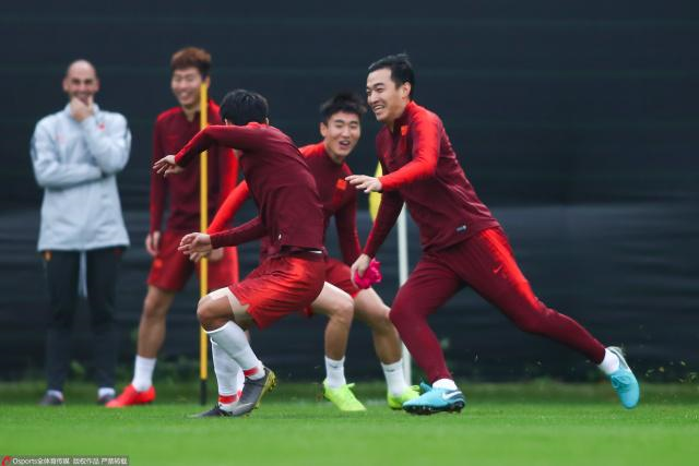 【新京报】2019中国杯赛事组织逐渐成熟