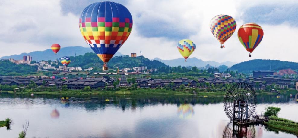 丹寨萬達小鎮登上中國特色小鎮品牌榜第一