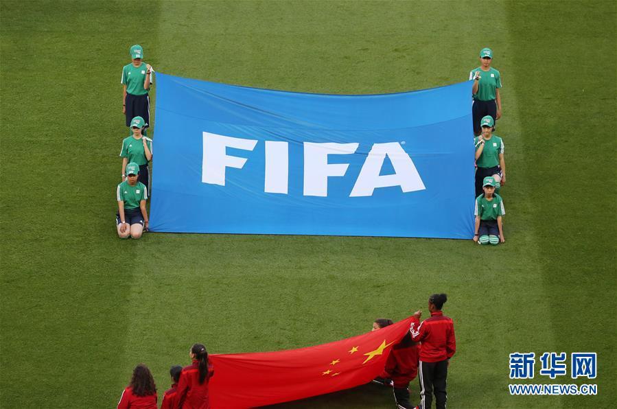 【新华网】图集-中国青少年闪耀女足世界杯赛场