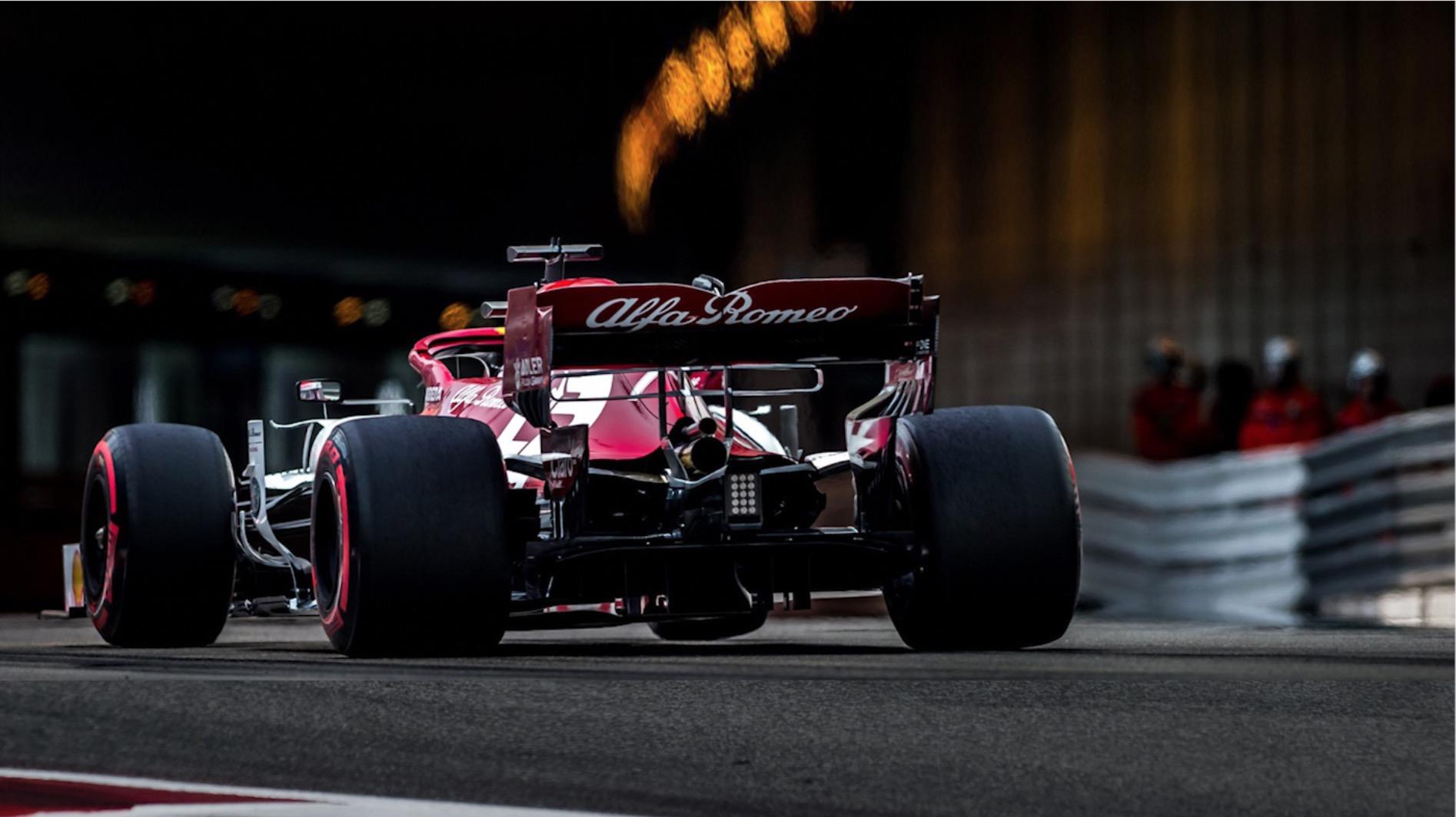 盈方与阿尔法·罗密欧车队签订协议 首次进入F1赛事