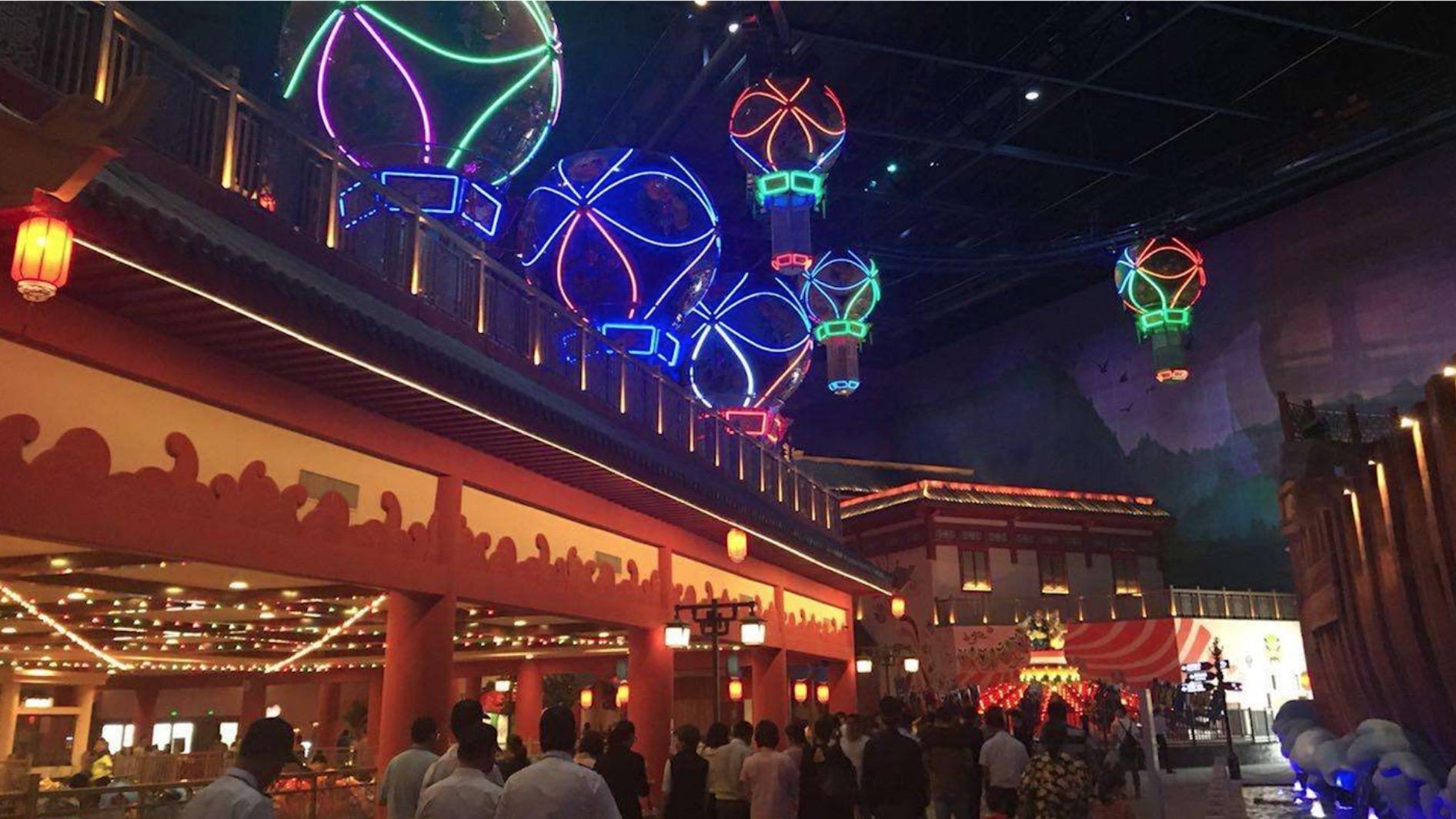 南京万达乐园举办暑期特色活动迎客流高峰