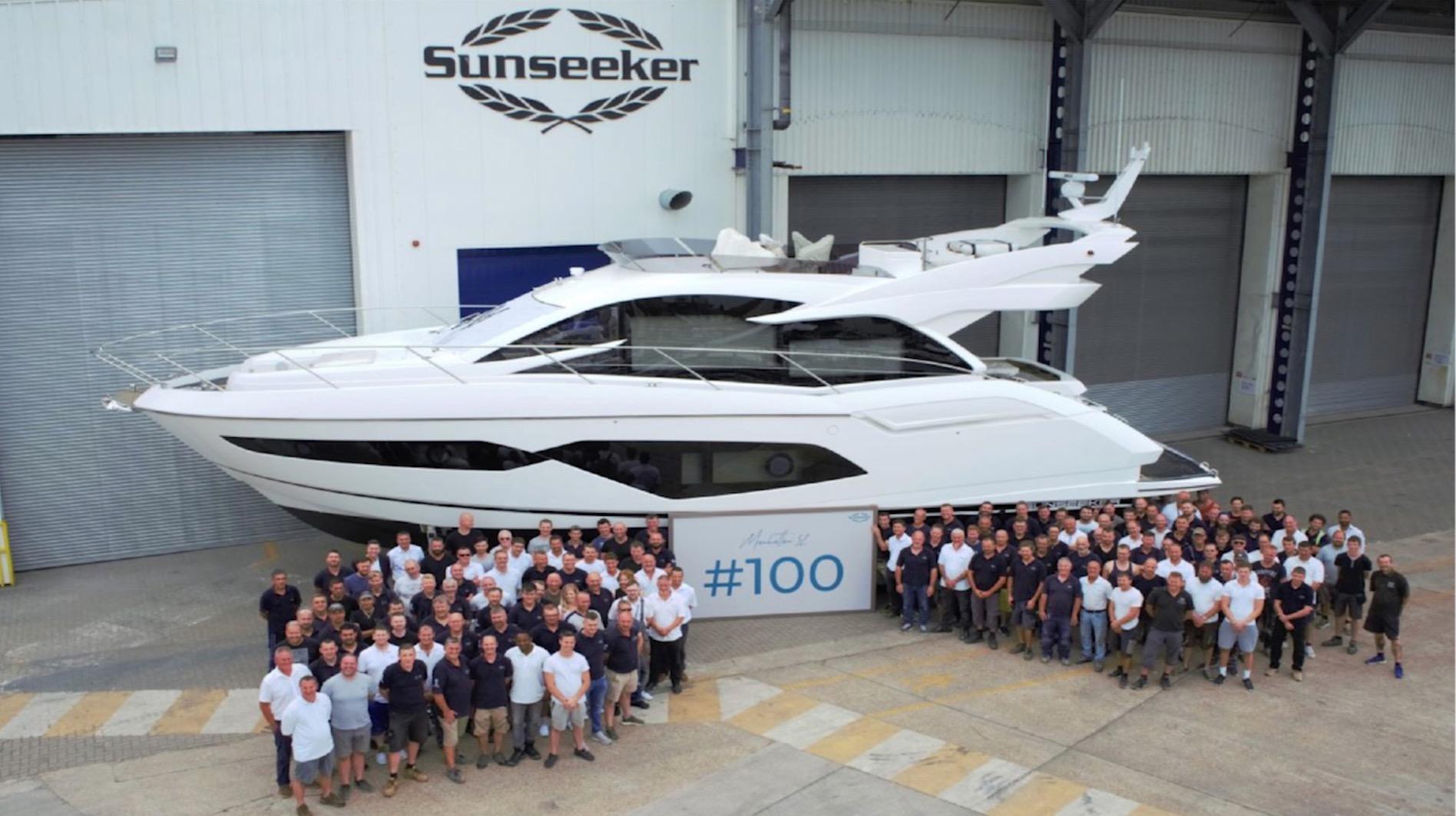 圣汐曼哈顿游艇销售破百 创公司历史最快销售速度