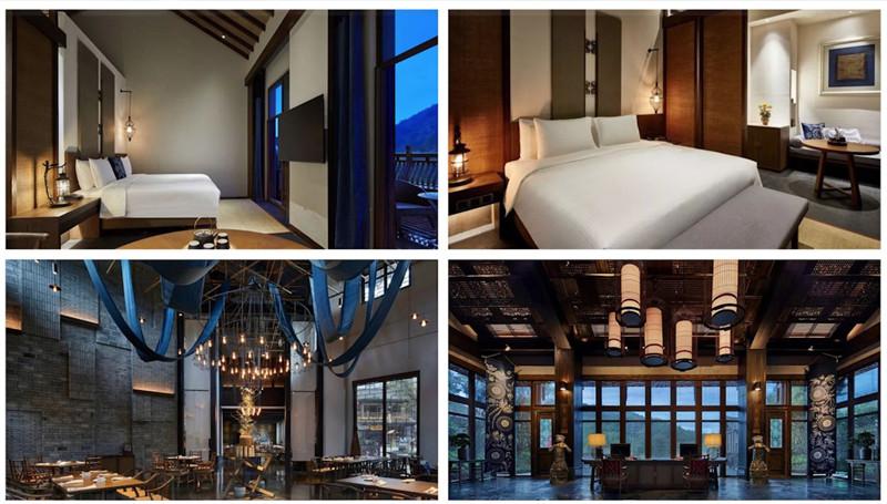 丹寨万达锦华温泉酒店入围SBID国际设计奖