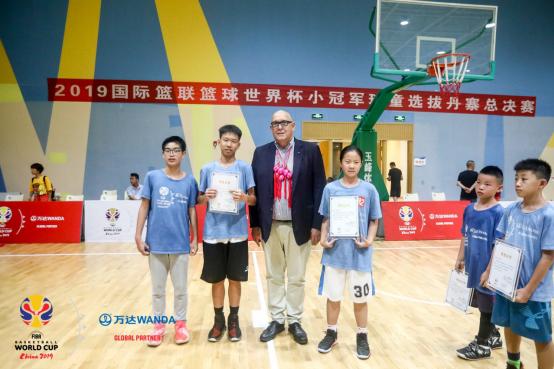 """【网易】""""小冠军""""出征篮球世界杯全记录"""